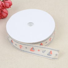 DIY Webbing Material Accessories Canvas Embossed Belt Crafts Sideband Ribbons Clothing Accessories Lace Accessories Packaging