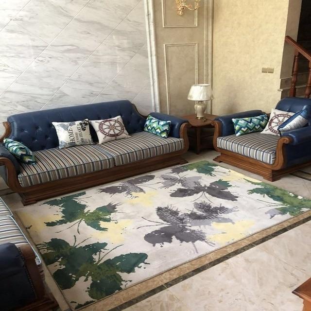 YOOSA Rugs And Carpets For Home Living Room Kids Bedroom Decor Scandinavian  Style Carpet Sala Decoration Big Area Rugs