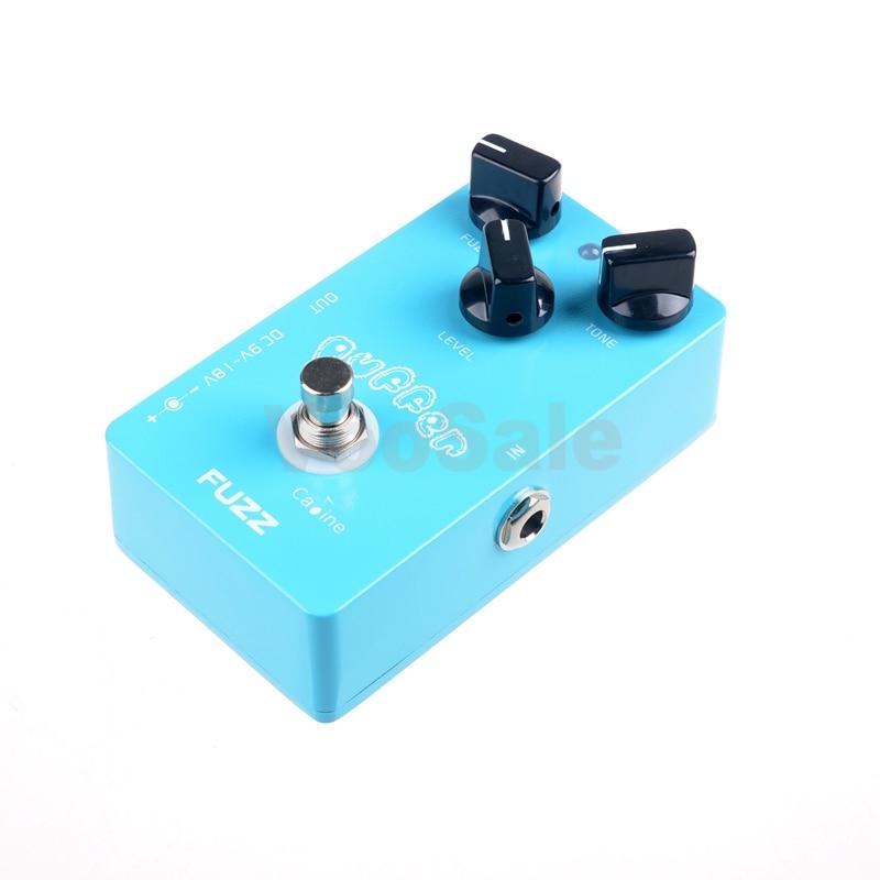 Caline CP-11 Puffer FUZZ Guitar Effect Pedal Mini CP11 Guitar Pedals - Երաժշտական գործիքներ - Լուսանկար 3