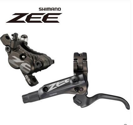 Shimano Zee M640 Hydraulic Disc Brake 4-Piston MTB Brake Pair set Downhill DH Freeride FR Enduro All Mountain AM Brake ICE-TECH changchai 4l68 engine parts the set of piston piston rings piston pins
