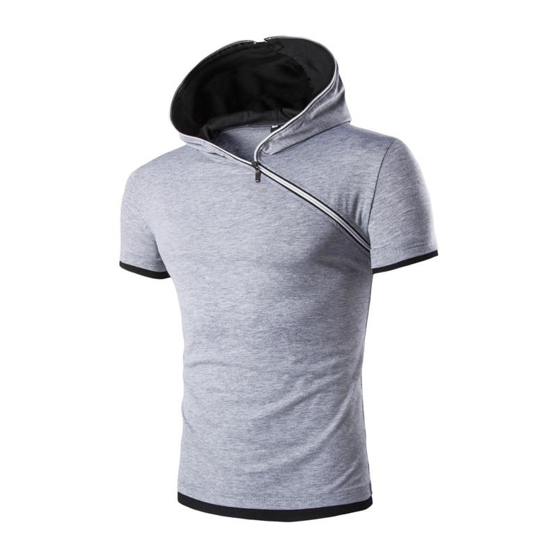 Online Get Cheap Men Short Sleeve Hoodie -Aliexpress.com | Alibaba ...