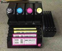 Double 4 colors solvent/UV bulk ink system for Mimaki JV33 JV5 Roland VP SJ 540 740 printer CISS ink supply UV tube