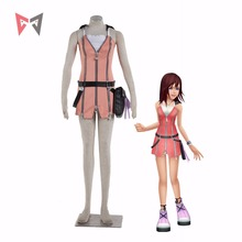 MMGG Kingdom Hearts cosplay  Kairi  Cosplay Costumes any size  Halloween party clothes