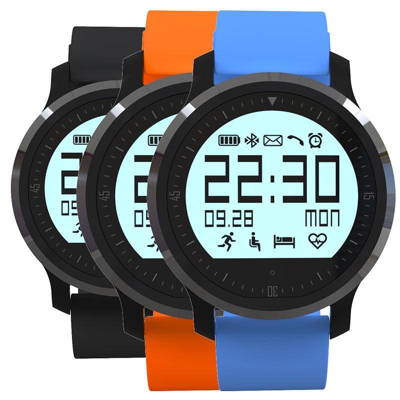 ФОТО F68 Bluetooth smart Bracelet patent Bluetooth Bracelet 2017 heart rate Bracelet Mi band 2