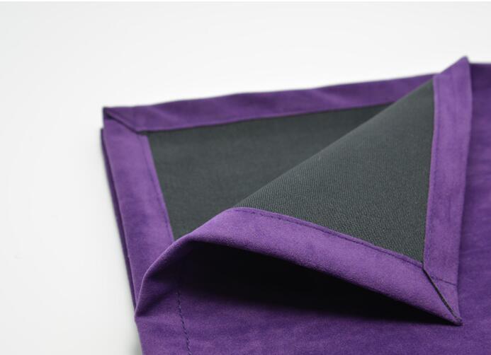 60x60cm  Purple Tarot Tablecloth Blanket Carpet Tarots Cards Game Board Game Accessories Blue