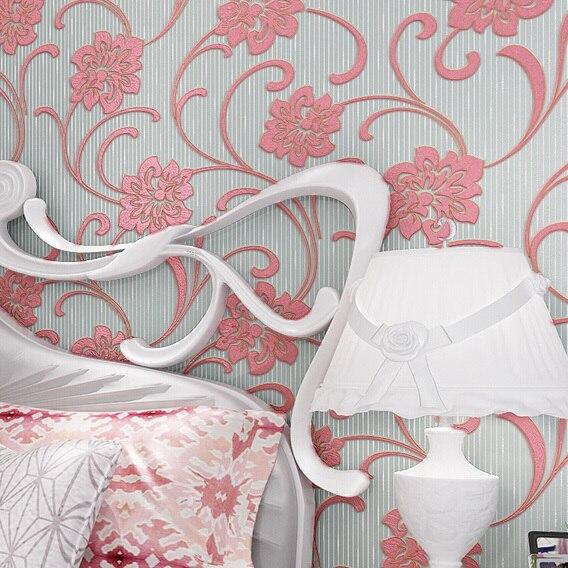 modern floral 3d stereoscopic wallpaper decor for bedroom papel de parede roll battlefield 3 или modern warfare 3 что