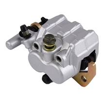 Sale New Right Front Brake Caliper With Pads For Yamaha UTV RHINO 450 2006 2007 2008 2009