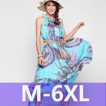 Strandkleid maxi