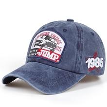 Gorras de béisbol para hombre papá Casquette mujeres lavado casquillos del  Snapback sombreros para los hombres 1e131212760