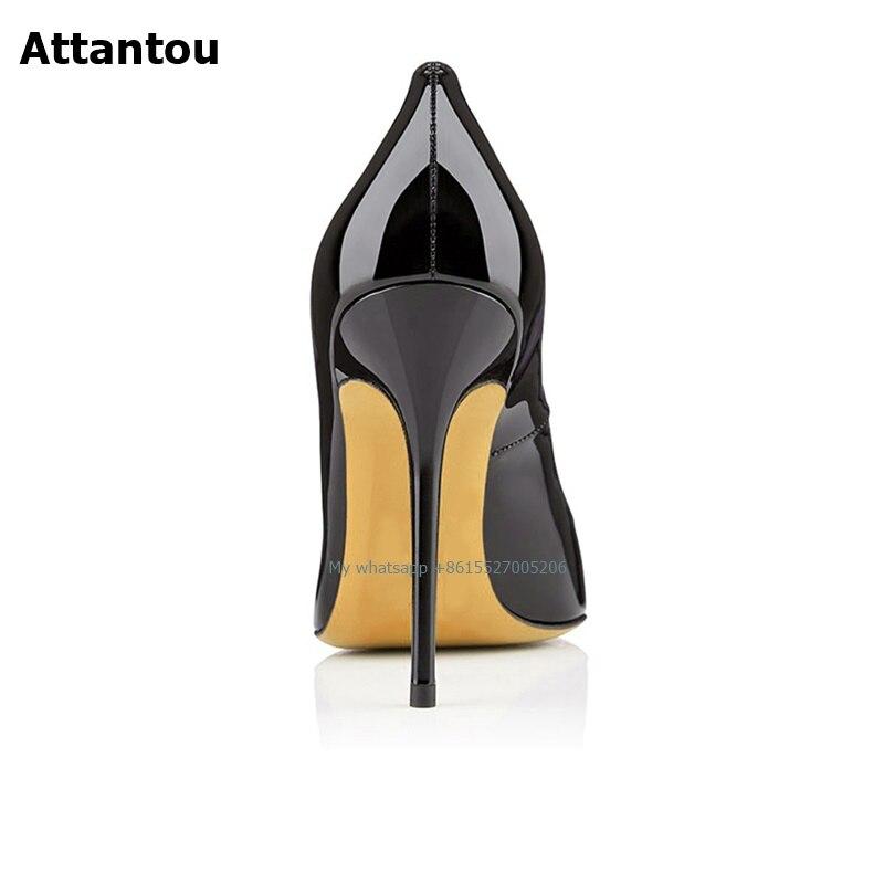 Punta Del Desnudo Dedo Bombas 12 Cm Tacones Showed Zapatos As Color Tacón Pie Altos Negro Estilete Mujer Color Boda as De Marca Mujeres Alto x4nqffT8Y