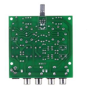 Image 5 - Комплект Усилителя трубки Hi Fi стерео электронная трубка предусилитель Плата усилителя модуль усилителя элементы для усилителя батареи готовый продукт