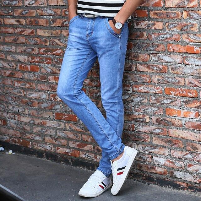 Aliexpress.com : Buy Classic Men Jeans Pant New 2017 Brand Korean ...