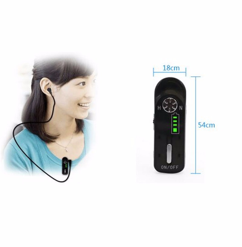 CE Proved New Personal Hearing Aid Device Spy Sound Amplifier Amplification C-06 Free Shipping