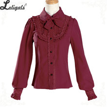 Bowknot with Blouse Blusas