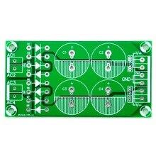 (10 pcs/lot ) al Bridge Dual Polarity Unregulated Power Supply PCB.