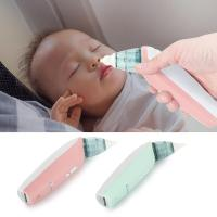 Baby Care Nasal Aspirator Electric Nose Cleaner Safe Hygienic Snot Device Baby Care Safety Nasal Aspirator