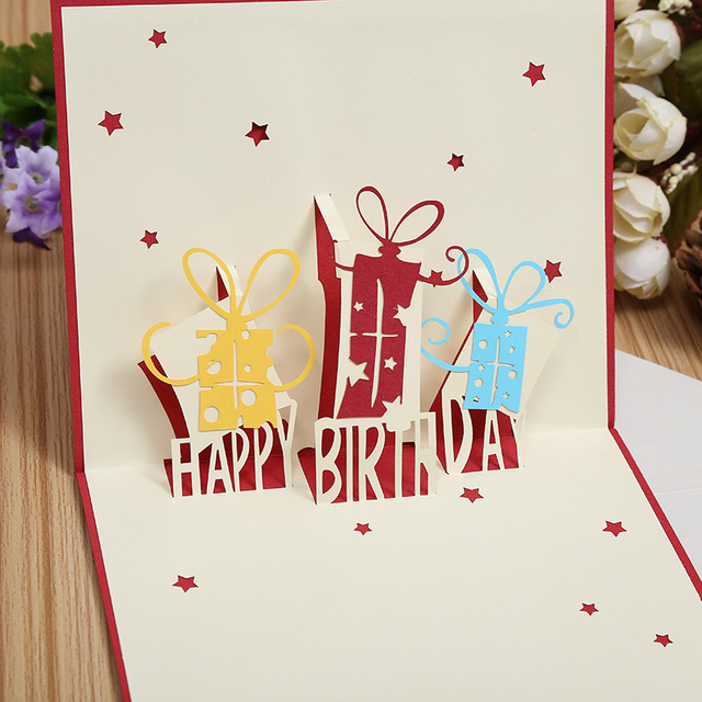 Manufacturers selling greeting cards hollow stereo creative birthday manufacturers selling greeting cards hollow stereo creative birthday print custom logo m4hsunfo