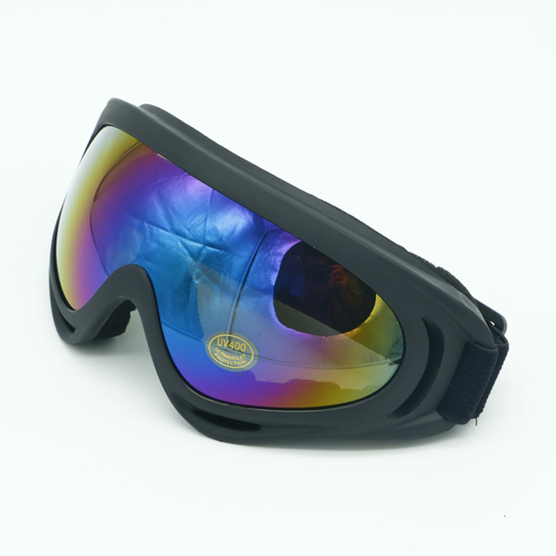 Outdoor Ski Goggles – Snowboard, Skydiving, UV400 Protection Windproof Goggles for Men and Women