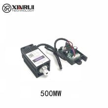 12 فولت 500mw 40nm الأزرق الأرجواني وحدة الليزر النقش ، مع TTL التحكم أنبوب الليزر ديود التركيز قابل للتعديل نظارات