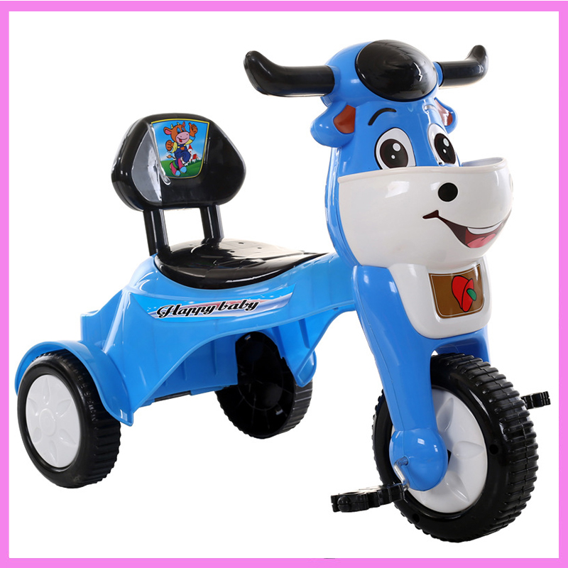 Baby Stroller Tricycle Trolley Carriage Bike Bicycle Wheels Walker Harnes Ride On Toys Riding 1 Year Old Gifts Baby Bike Scooter lion cartoon walker stroller multifunctional baby music walker kids toddler stroller lions trolley children toys 1 3 years old