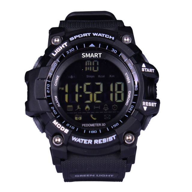 Smart Watch EX16 5ATM IP67 Waterproof Men's Sports Watch