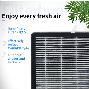 Image 5 - Filterhualv PM2.5 HEPA Activated Carbon Air Filter Replacement for Philips Air Purifier AC4076 4016 4072 4074 P077 P017 ACP087