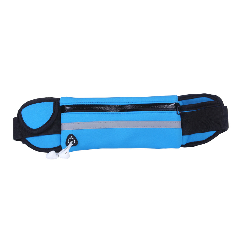 Hot Outdoor Running Waist Bags Men Women waist Packs Bags Unisex Sport Nylon Waistband for accessory men Small Travel Belt Bag 16