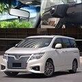 Для Nissan Elgrand APP Управления Wi-Fi Car DVR Вождения Видеомагнитофон широкоугольный скрытая установка Даш Cam Черный Ящик Автомобиля