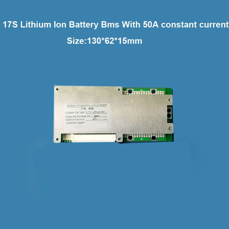 17S Lithium Ion Battery BMS1