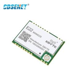 SX1262 LoRa Wireless Transceiver 850MHz-930MHz CDSENET E22-900M22S 915MHz SMD TCXO Transmitter Receiver rf Module
