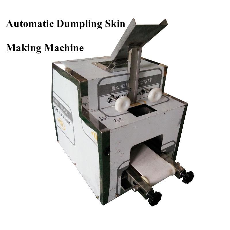 Commercial Automatic Dumpling Skin Maker Dumpling Skin Making Machine Continuous Production Dumpling Skin Maker Stuffed Bun Skin low energy consumption dumpling maker machine