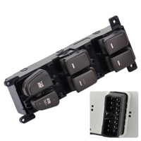14Pins Electric Power Control Door Window Main Master Switch 935703K600 93570 3K600 WSHY010 For Hyundai Sonata