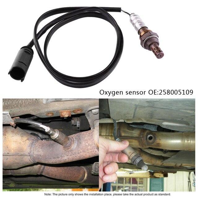 Us 14 74 23 Off Car Vehicle Oxygen Sensor Auto Rear O2 Oxygen Sensor Car Styling For Bmw E39 E46 E53 E83 E85 Z3 Z4 0258005109 In Exhaust Gas Oxygen