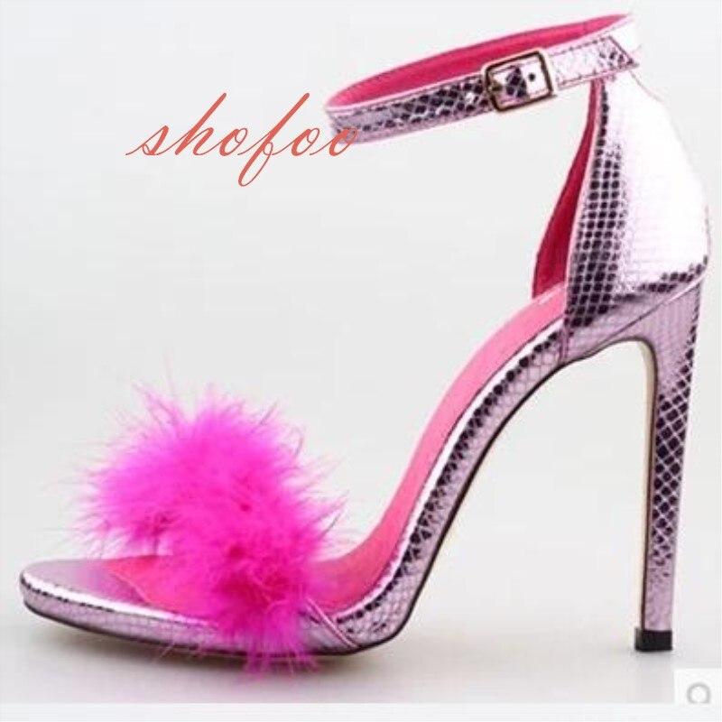 Cm Cheville Mode 11 Taille 34 Livraison Sandales Sandales Gratuite Belle À Talons Shofoo Hauts Argent Tissu 45 Chaussures Femmes Boucle wxz0wqSv