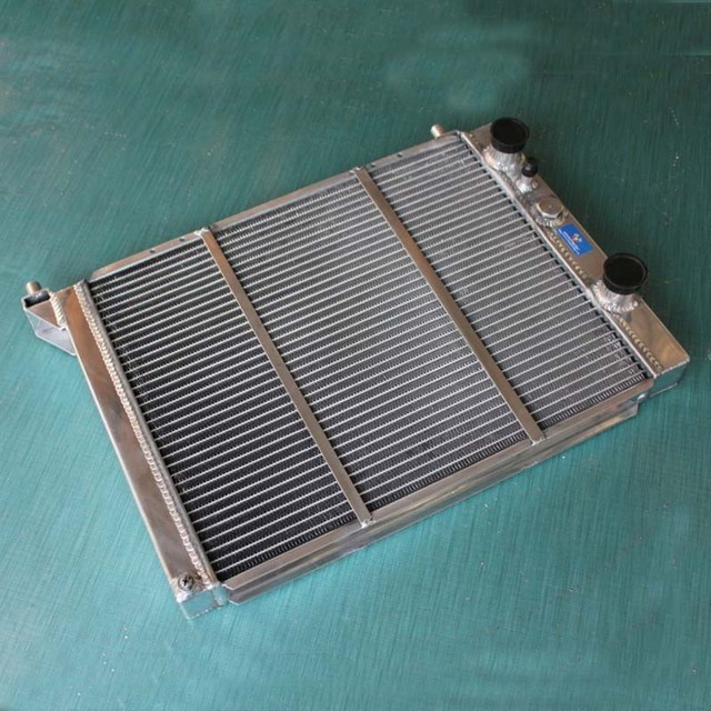 NEW ALUMINUM RADIATOR For LANCIA DELTA/PRISMA 2.0 4WD;1.6 HF Turbo ...