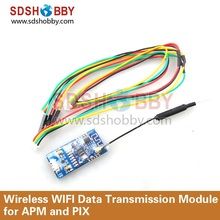 APM Pixhawk Wireless WIFI Data Transmission Module Replace 3DR Telemetry Module Support Mobile/ Computer