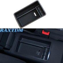Подлокотник ящик для хранения для Audi A3 S3 2012-2017 контейнер держатель лоток аксессуары Автомобиль Организатором укладки