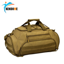 40L Military Tactical Backpack Hiking Camping Daypack Shoulder Handbag Men's Multifunction Rucksack back pack mochila feminina