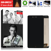 5.2 inch Display For ZTE Nubia Z17 Mini Display LCD Screen Touch Digitizer For Nubia Z17 NX569H NX569J Lcd Replacement + Frame