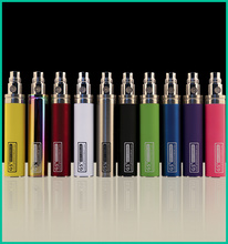 GreenSound 5pcs/lot New Capacity 2200mah EGO 1 week Battery For ego II Electronic Cigarette Ego/510 Thread Battery for vape