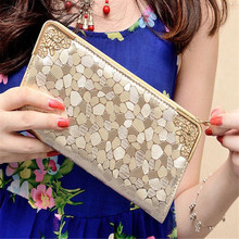 Women's Purse Carteira Lady Letter Short Clutch Wallet Solid Vintage Women Wallet Fashion Small Female Purse Long Purse