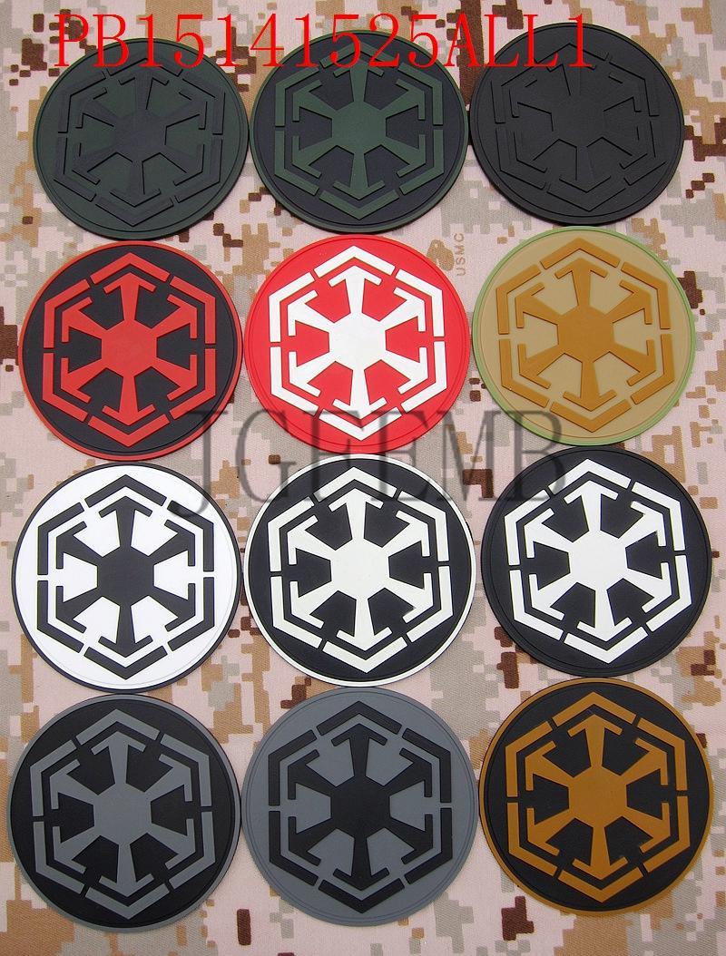 Imperial Logo taktički vojni moral 3D patch - Umjetnost, obrt i šivanje