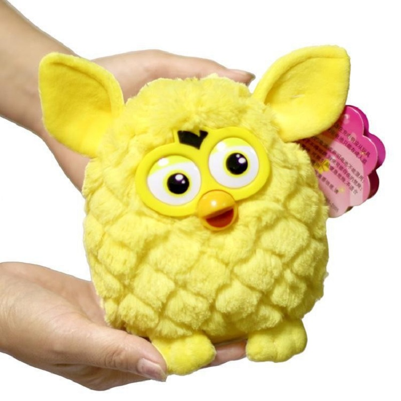 Plush-Toys Furbiness Recording Phoebe Christmas-Gifts Boom Electric Pets New With 6-Color