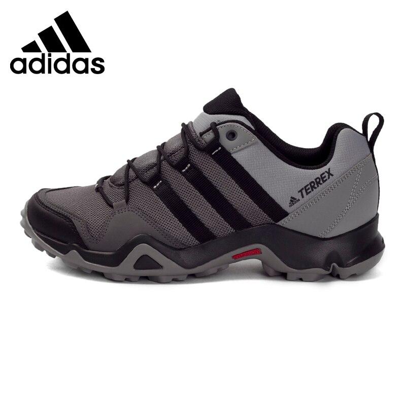Original Nouvelle Arrivée Adidas TERREX AX2R Hommes Chaussures de Randonnée En Plein Air chaussures De Sport