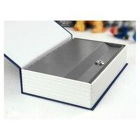 Wörterbuch Buch Sicher Diversion Geheimnis Versteckte Sicherheit Stash Booksafe Lock & Key Blau/rot/schwarz-in Aufbewahrungsboxen & Behälter aus Heim und Garten bei