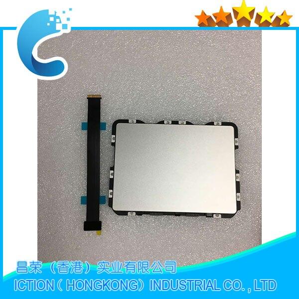 Оригинальный трекпад с кабелем для MacBook Pro Retina 13 a1502 сенсорная панель с кабелем mf839 mf841 821-00184-a 2015 год ...