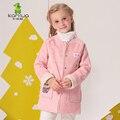 Малыша девушки куртка детская одежда зимнее пальто весна осень девочка пальто детей куртки дети пальто девушки одежда