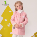 Toddler girls jacket Baby girls clothing winter overcoat spring autumn baby girl coat children jackets kids coat girls clothing
