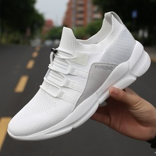 Buy GUDERIAN Sneakers Men 2019 Mesh Breathable Shoes Men Summer Lightweight Mens Trainers Shoes Big Size 39-48 Zapatos Hombre Casual directly from merchant!