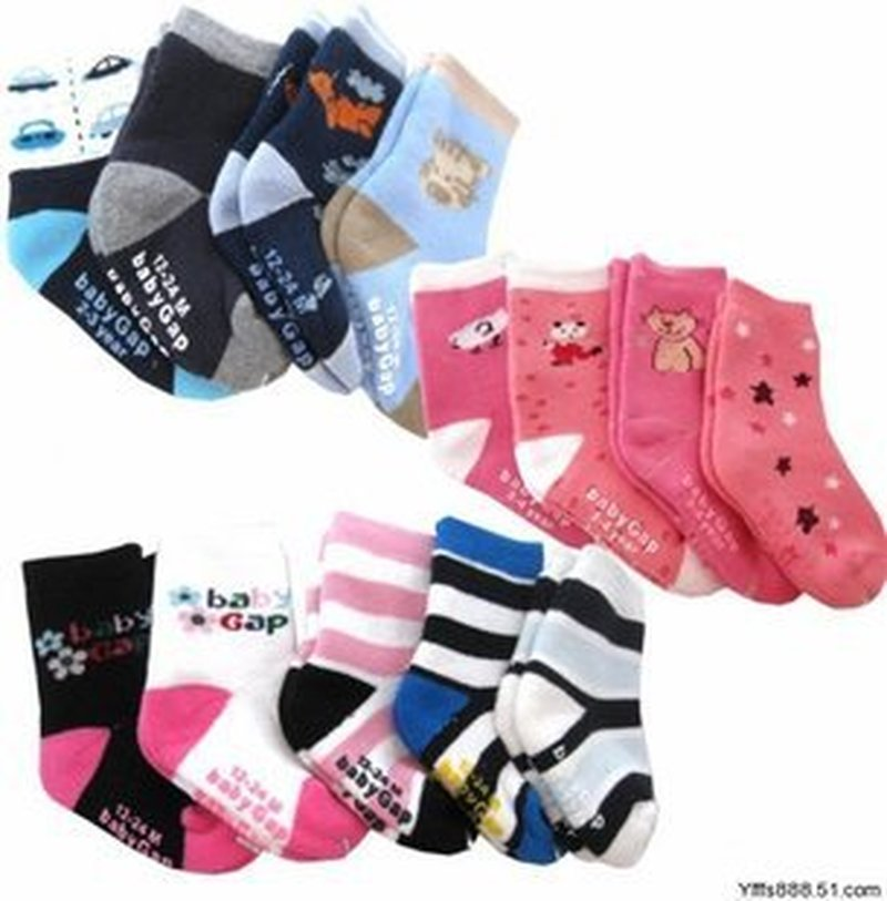 10 Paare/los Terry Socken/baumwolle Socken Infant Modelle Dicken Winter Warme Socken/baby Junge Atws0040